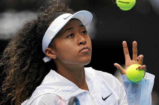 Naomi Osaka dołączyła do bojkotu. Turniej w Nowym Jorku przerwany!