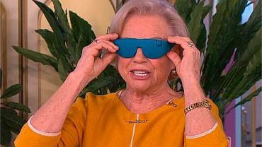 """Dykiel zachwalała na antenie """"antydepresyjne"""" okulary. Fundacja """"Twarze depresji"""" odcina się od jej słów"""