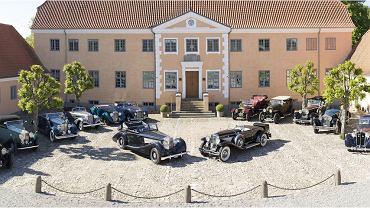 Kolekcja przedwojennych aut Frederiksen Collection