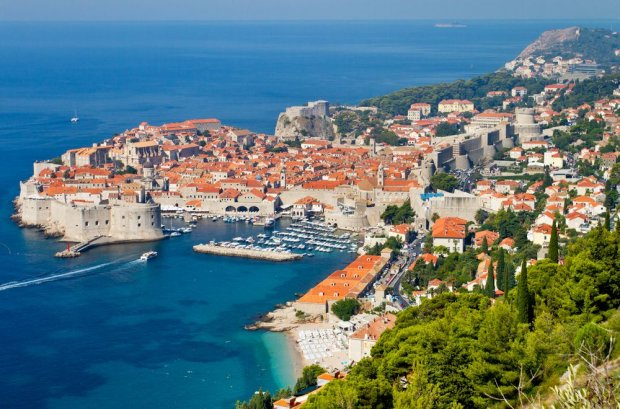 Plaża Banje, Dubrownik, Chorwacja / fot. Shutterstock