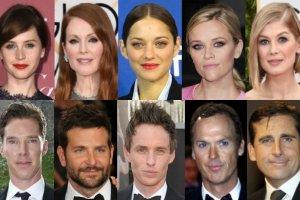 Aktorzy nominowani do Oskarów 2015