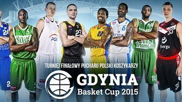 Turniej finałowy koszykarzy w Gdyni