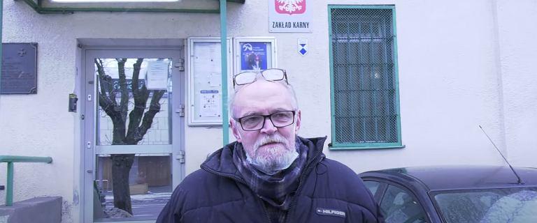 """Paweł Kasprzak w więzieniu. """"Przedłużenie policyjnego państwa"""""""