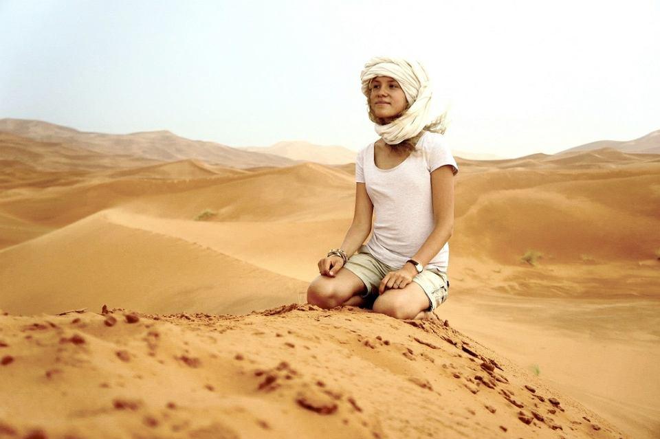 Na Saharze