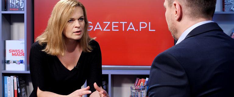 Nowacka dla Gazeta.pl: Milczenie ze strony rządu to odarcie z godności
