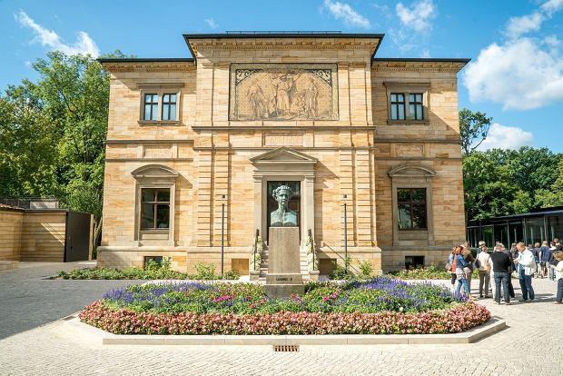 Willa Wahnfried, dom Ryszarda Wagnera w Bayreuth, dziś część Muzeum Wagnera