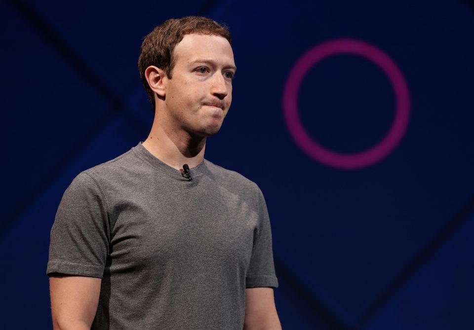 Wielka polityka wkracza na Facebooka, Mark Zuckerberg ma nad czym myśleć