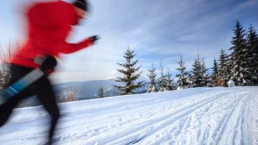 Narty biegowe - doskonała alternatywa na zimowe treningi dla biegaczy