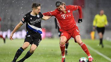 Sensacja! Bayern strzelił trzy gole, a i tak stracił punkty w Monachium! Bramka Lewandowskiego