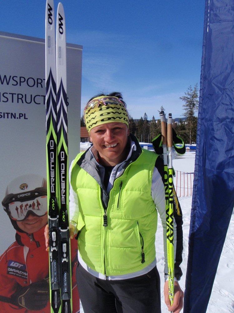 Anna Guzik, dyrektor sportowy Red Bull Bieg ZBójników, trener narciarstwa biegowego PZN, instruktor narciarstwa biegowego SITN PZN i delegat techniczny PZN.