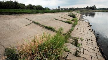 Betonowy brzeg Warty wkrótce się zmieni