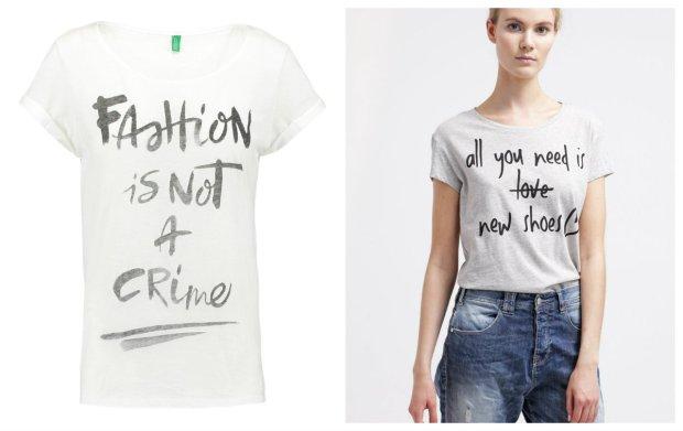 Koszulki z nadrukami przegląd