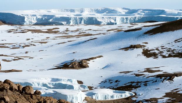 Podróże - jak zdobyć Kilimandżaro, podróże, afryka, Widoki to nagroda za trud wspinaczki