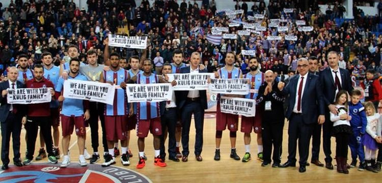 Koszykarze wspierają rodzinę Damiana Kuliga