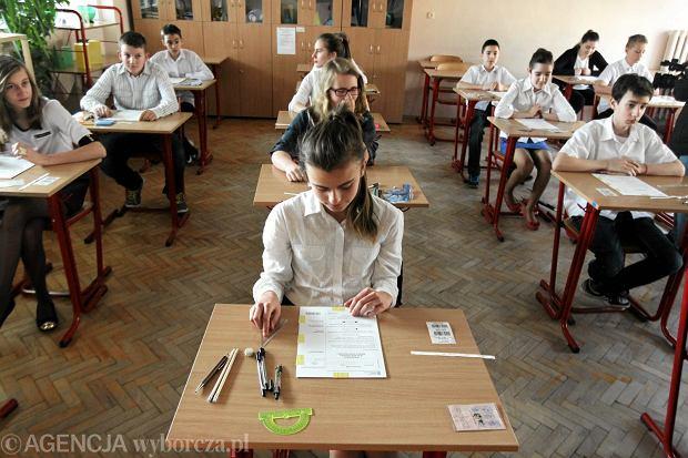 Próbny sprawdzian szóstoklasisty z OPERONEM już we wtorek! Zobacz NAJTRUDNIEJSZE ZADANIA - j. polski i matematyka