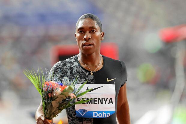 Caster Semenya może startować z mężczyznami! IAAF odpowiada krytykom