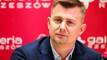 Krzysztof Ignaczak nie jest już prezesem Asseco Resovii Rzeszów
