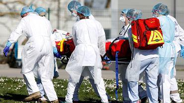 Francja. 20 osób zmarło w domu spokojnej starości