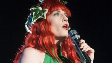 Florence Welch, Bestival Festival, Isle Of Wight, 2012