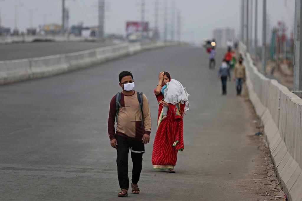 Pandemia koronawirusa. Indyjski rząd wprowadza program pomocowy