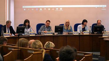 Eurowybory 2019. Debata z kandydatami do Parlamentu Europejskiego zorganizowana przez płocką Młodzieżową Radę Miasta