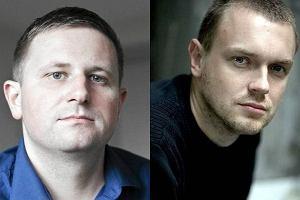 Michał Tusk i Marcin Plichta.