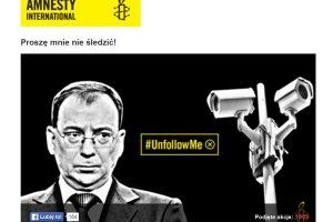 """Polacy piszą do Mariusza Kamińskiego: """"Proszę mnie nie śledzić!"""". W piątek 12-godzinna manifestacja przed Pałacem Prezydenckim"""