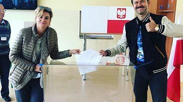 Wybory do Europarlamentu 2019. Głosuje Sławomir