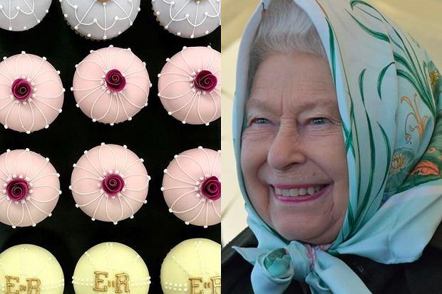 Przepis na urodzinowe babeczki królowej Elżbiety II. Pałac Buckingham wyjawił sekret królewskich cukierników
