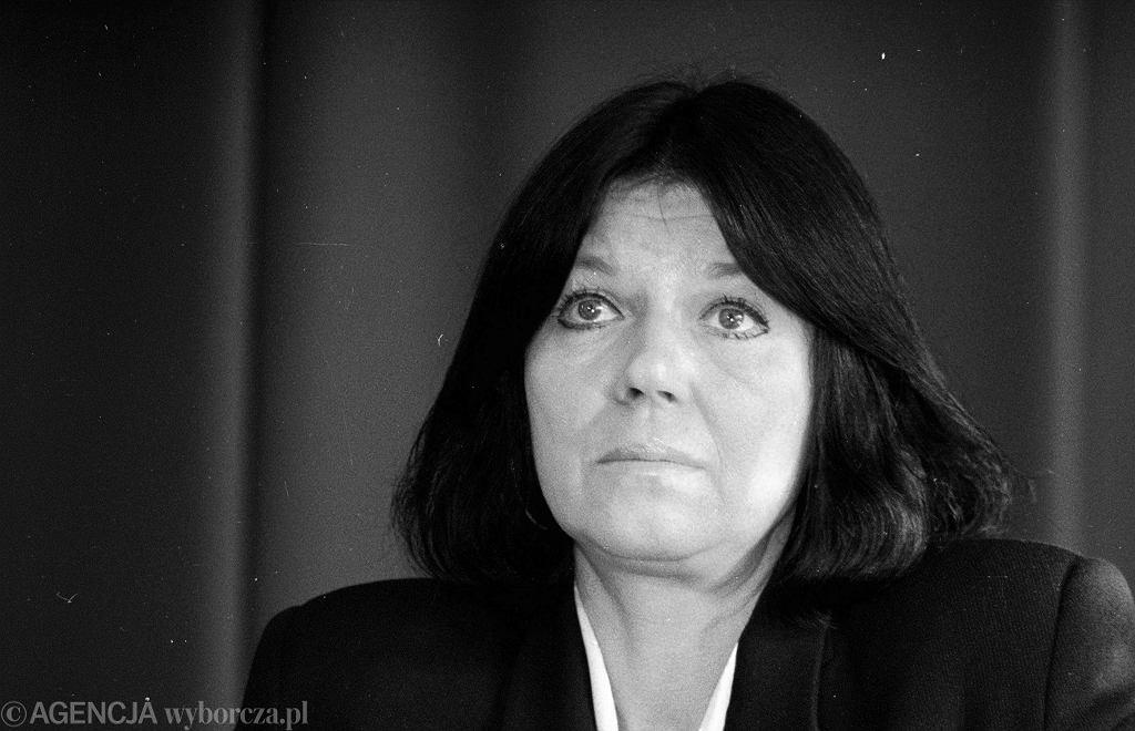 Zmarła Izabella Sierakowska