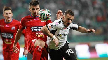 Przed miesiącem Legia wygrała z Podbeskidziem 3:0 w ekstraklasie