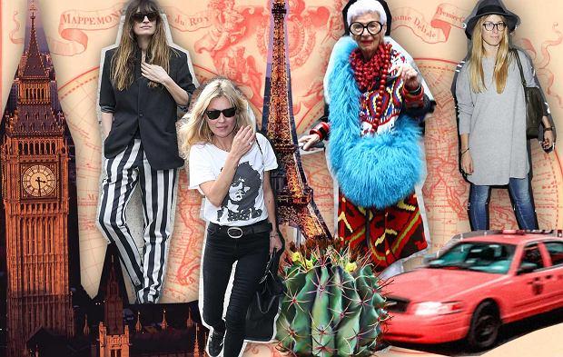 Paryż, Londyn, a może Los Angeles? Tajniki stylu mieszkanek największych stolic mody