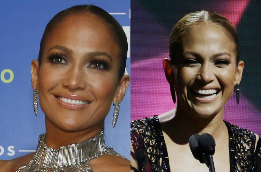 Jennifer Lopez na Latin Billboard Awards