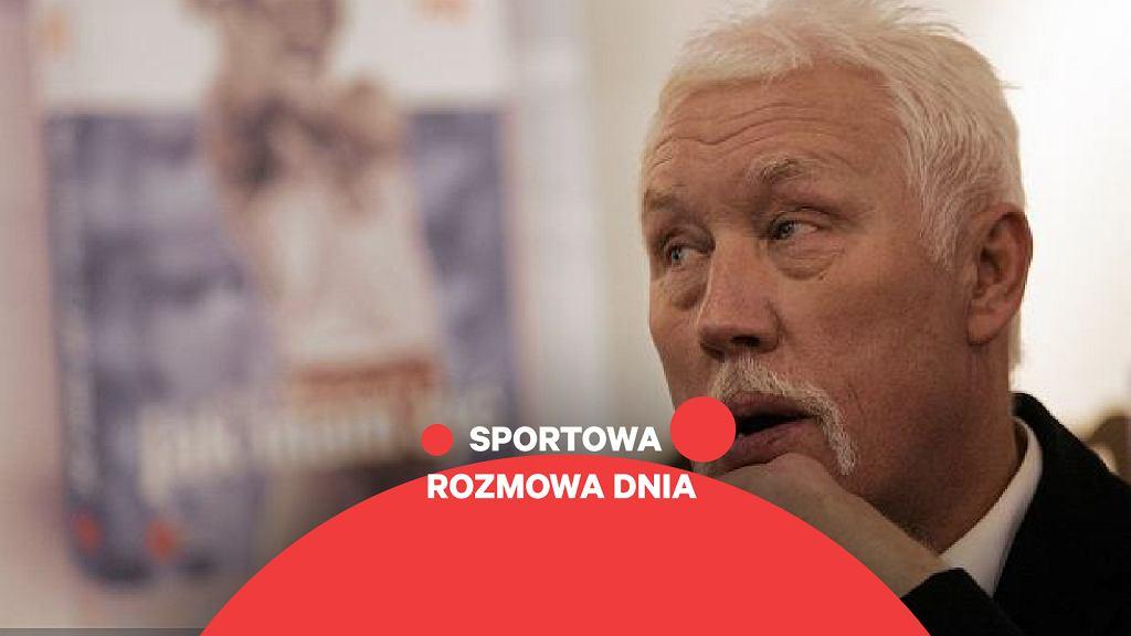 Sportowa rozmowa dnia z Władysławem Kozakiewiczem