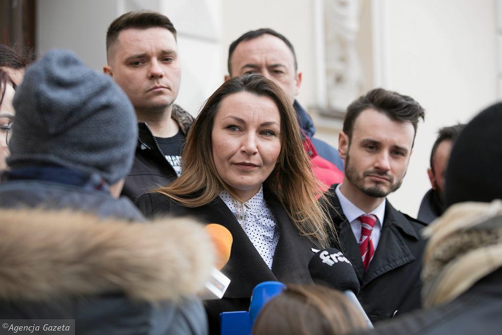 Monika Pawłowska stanęła w obronie polskiej policji