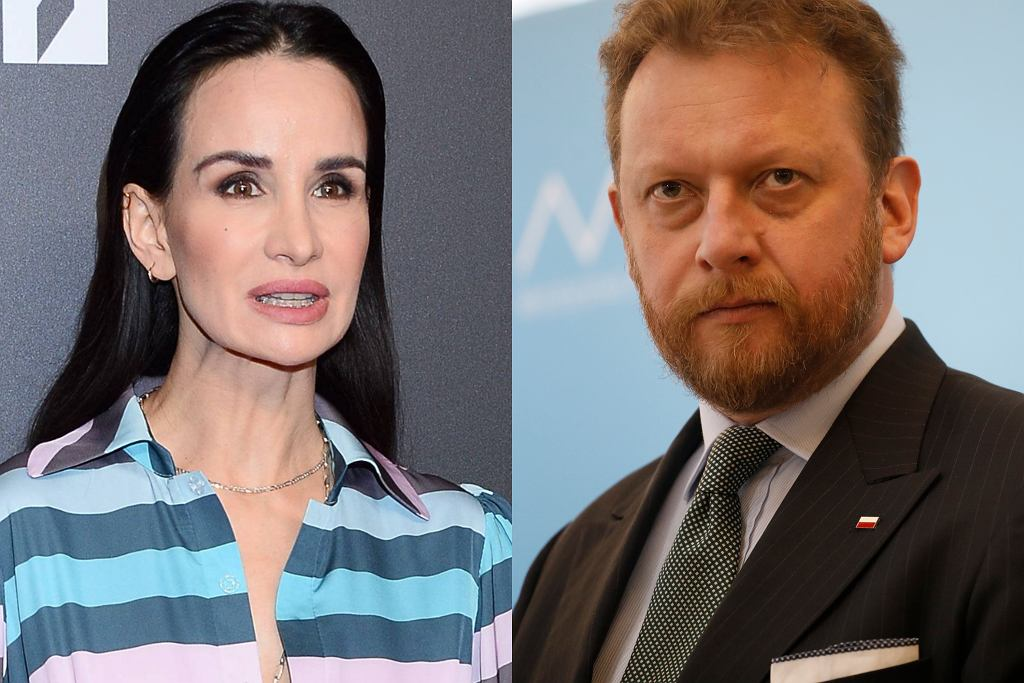 Łukasz Szumowski, Viola Kołakowska