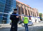 Ksiądz o ataku w kościele: Miejmy nadzieję, że nożownik to szaleniec i ta akcja nie jest związana z wiadomym filmem