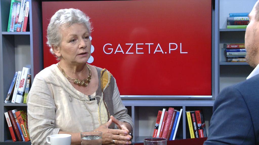 Prof. Monika Płatek w Gazeta.pl