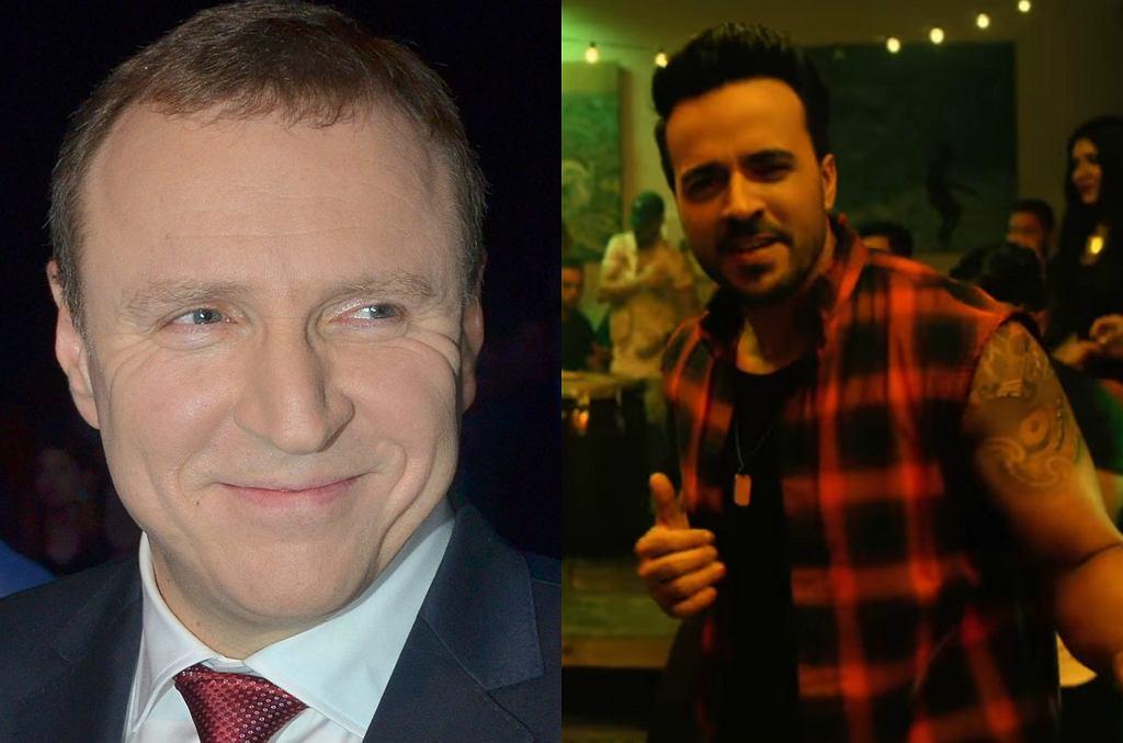 Jacek Kurski, Luis Fonsi