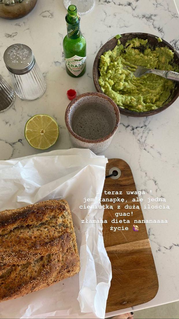 Jessica Mercedes przygotowała domowe guacamole