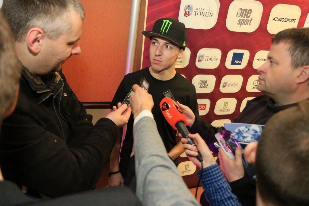 Konferencja prasowa One Sport w sprawie Speedway Best Pairs