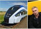 Pojazd z bydgoskiej PESY wybrany najpiękniejszym pociągiem świata