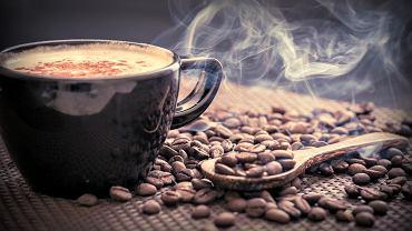 Kawa skutecznie podkręca przemianę materii.