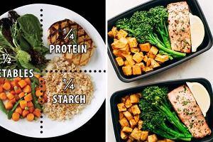 Ile jeść, żeby schudnąć? Odmierzaj porcje za pomocą dłoni