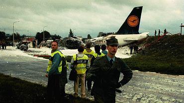Katastrofa samolotu Airbus A320-211 linii Lufthansa
