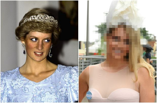 Zdjęcie numer 0 w galerii - Kitty Spencer ma 25 lat i jest bratanicą księżnej Diany. Podobieństwo widać od razu. Równie piękna? Tylko spójrzcie!