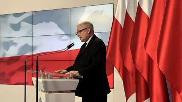 Jarosław Kaczyński przedstawił pełną listę 'jedynek' PiS na wybory parlamentarne