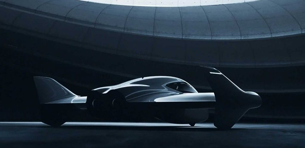 Wizualizacja Porsche/Boeing