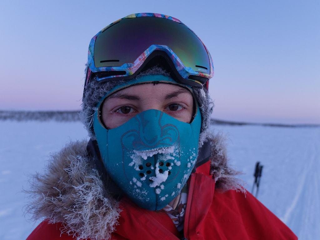 Joanna Mostowska, wyprawa do Norwegii, 2018