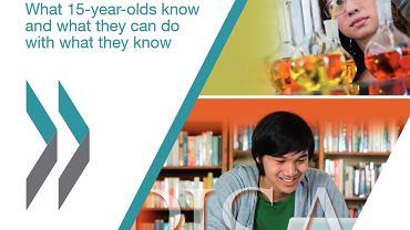 OECD od 2000 roku bada poziom światowego szkolnictwa, oceniając nie stan wiedzy uczniów, ale umiejętności posługiwania się nią